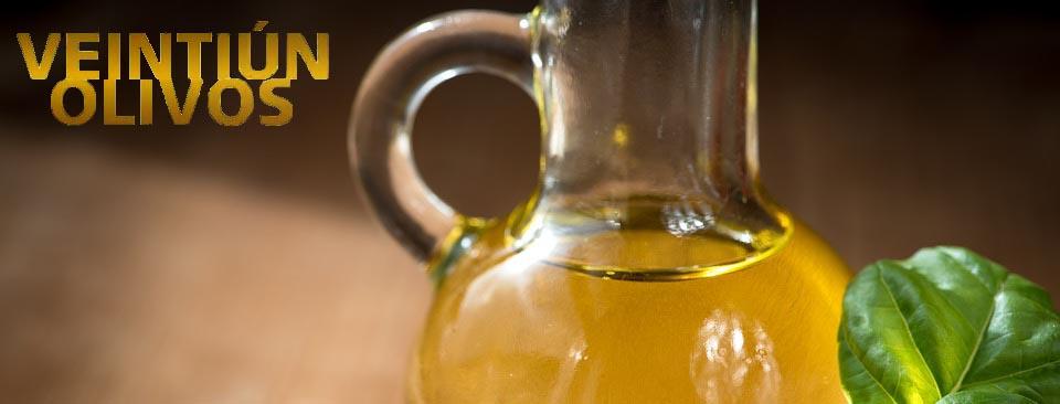 Packagign de aceite de oliva