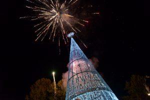 Eventos navideños Cervezas Alhambra