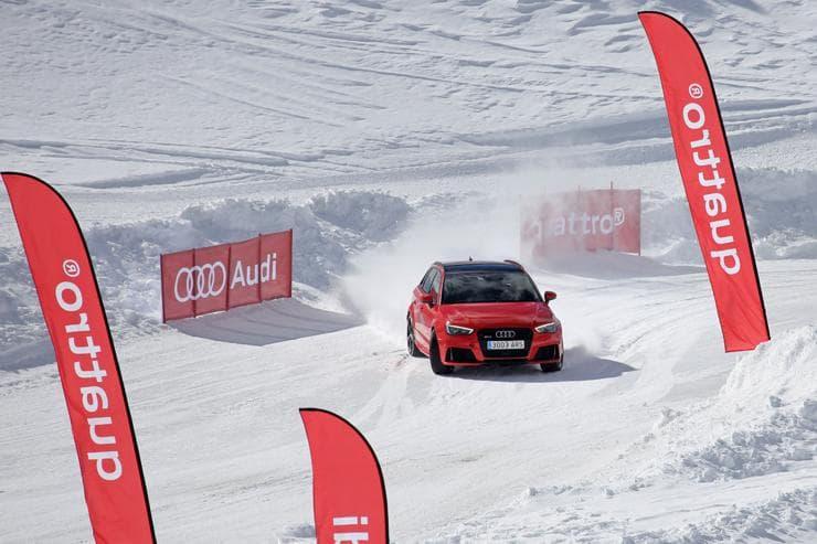 Evento Audi